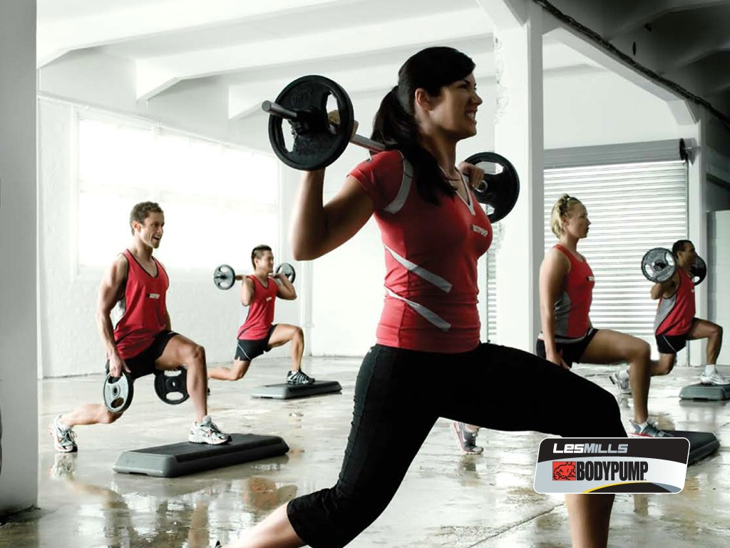 This Les Mills designed class is targeted at any fitness level and provides a non-impact, full body workout using barbells & weights to music